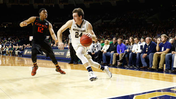 Why Pat Connaughton risking his MLB career should inspire Notre Dame - Image