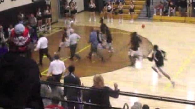 indiana high school basketball brawl