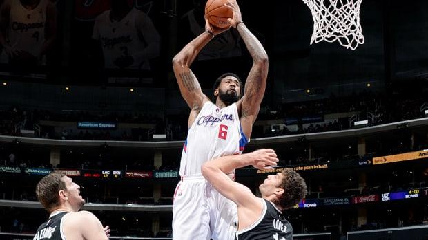 DeAndre Jordan Clippers Brook Lopez Nets 960
