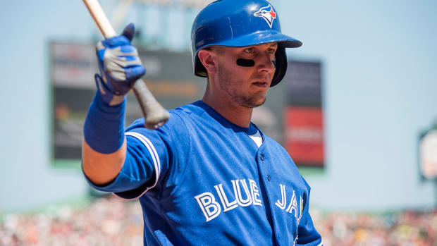 Blue Jays SS Troy Tulowitzki out for rest of regular season--image