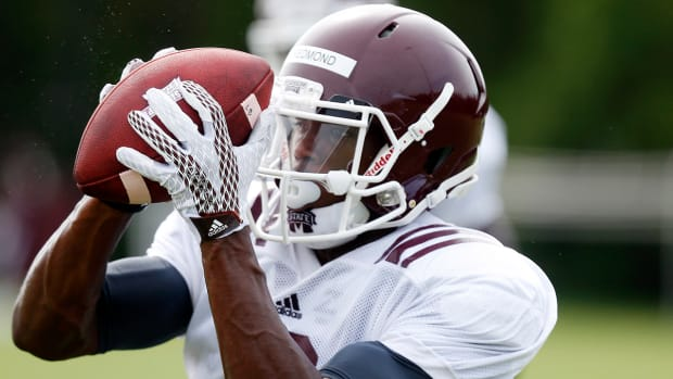 Mississippi State loses CB Will Redmond for season with torn ACL -- IMAGE