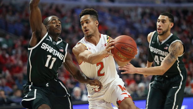 Report: Point guard Melo Trimble will return to Maryland