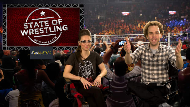 State of Wrestling with Sam Roberts and Katie Linendoll: Episode 3 IMG