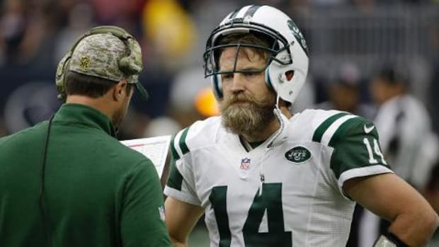 Ryan Fitzpatrick will remain starting QB for New York Jets - IMAGE