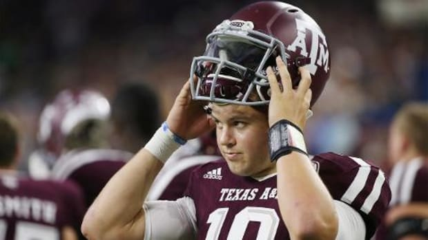 Texas A&M QB Kyle Allen set to transfer immediately IMAGE