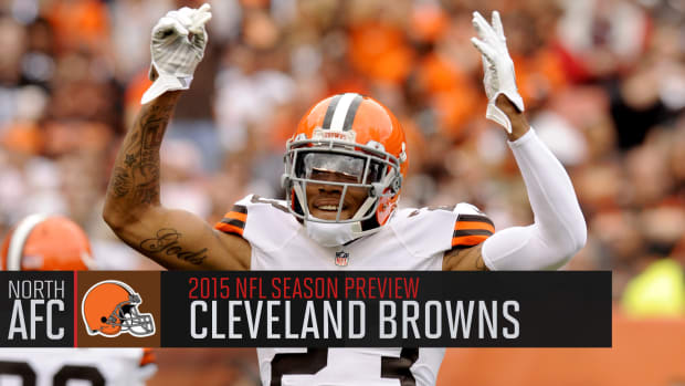 Cleveland Browns 2015 season preview IMAGE