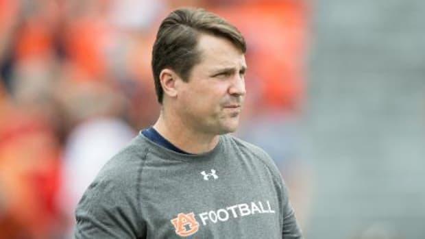Report: Will Muschamp accepts South Carolina Gamecocks head-coaching job -- IMAGE