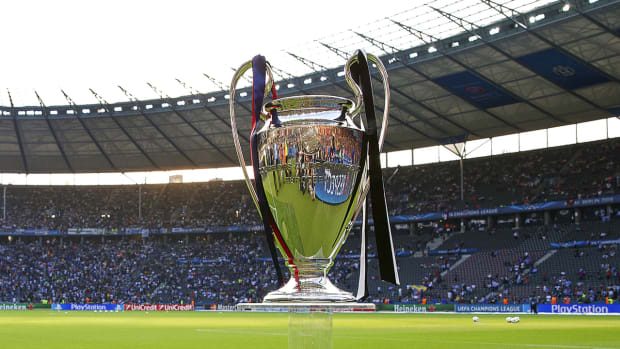 Champions League: PSG-Real Madrid, Bayern-Arsenal in same groups--IMAGE