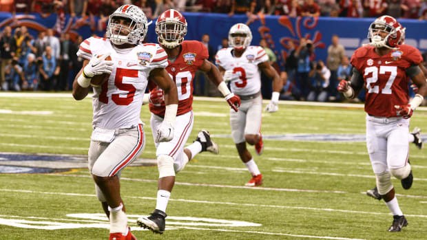 Eddie George: How to get OSU RB Ezekiel Elliot off to a strong start-image