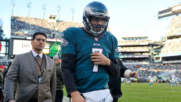 Report: Philadelphia Eagles QB Sam Bradford likely to miss two games IMAGE
