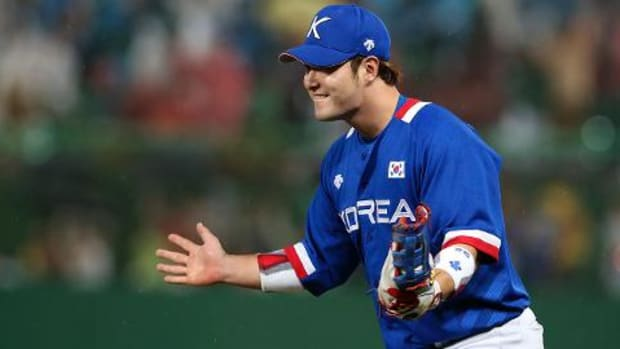Minnesota Twins reach deal with Byung-ho Park - IMAGE