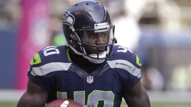Seattle Seahawks fullback Derrick Coleman arrested for vehicular assault, felony hit-and-run -- IMAGE