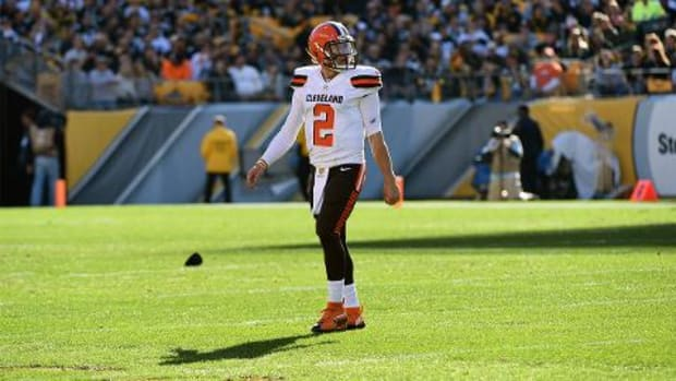 Report: Video surfaces of Johnny Manziel partying during bye week - IMAGE