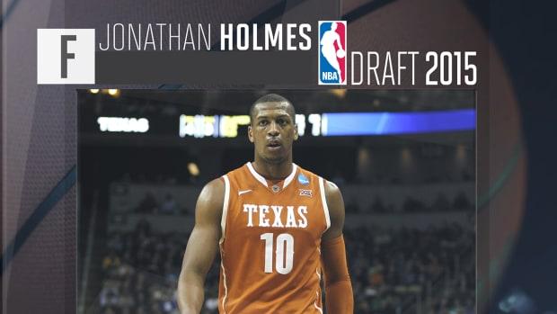 2015 NBA draft: Jonathan Holmes profile IMG
