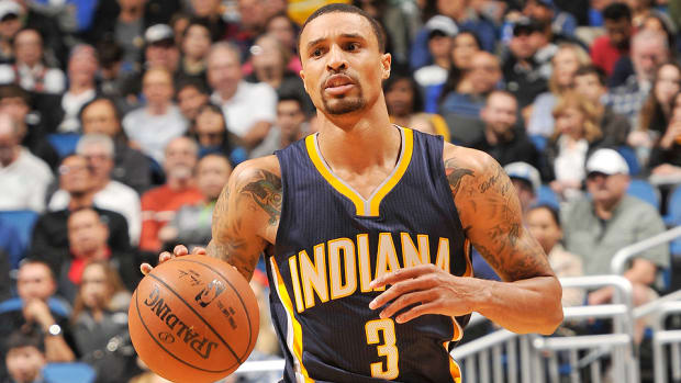 George Hill Pacers Hornets 960