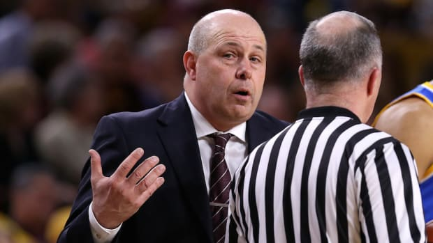 Herb Sendek arizona state job security