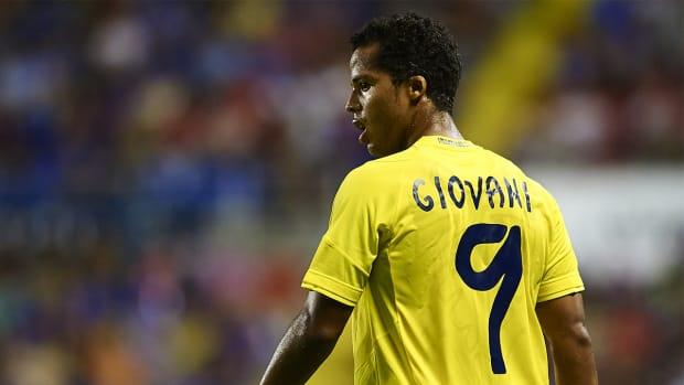 Report: L.A. Galaxy sign Mexican international Giovani Dos Santos--IMAGE