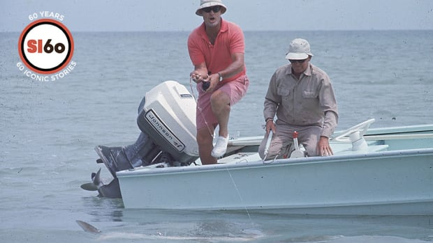 Ted Williams fishing SI 60 top