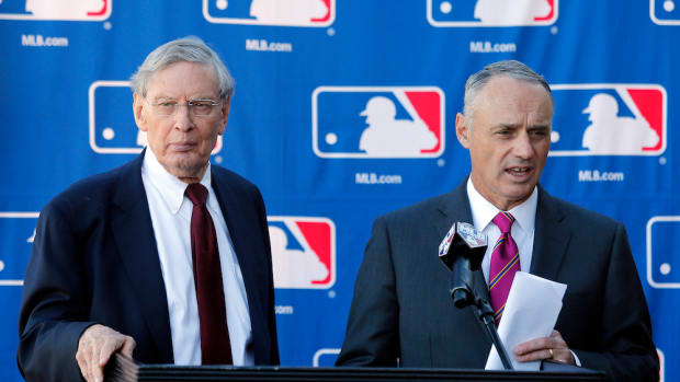 bud selig rob manfred mlb pace of play rules changes