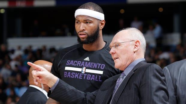 Sacramento Kings working on strained relationships IMG
