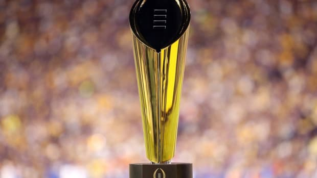 A new tradition begins for the College Football Playoff on New Year's Eve—but who will be watching?