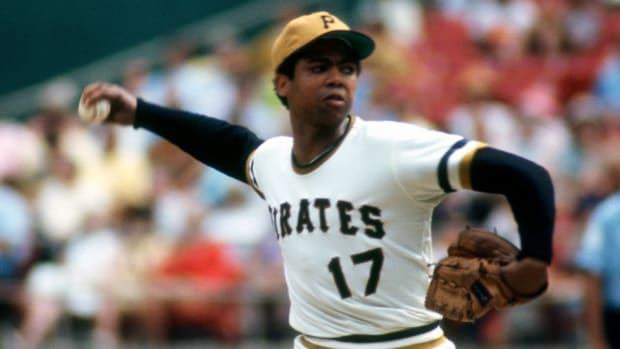 Pirates Dock Ellis tried to pitch a second game under the influence of LSD