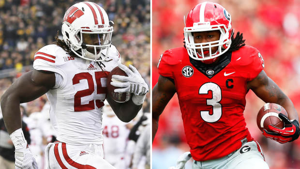 Melvin Gordon vs. Todd Gurley: Who will be the better pro? - Image