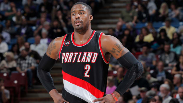 Mavericks likely without Wes Matthews until Christmas - IMAGE