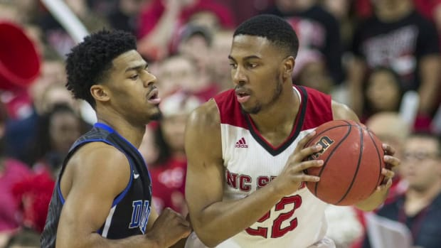 NC State hands Duke first loss of the season IMAGE