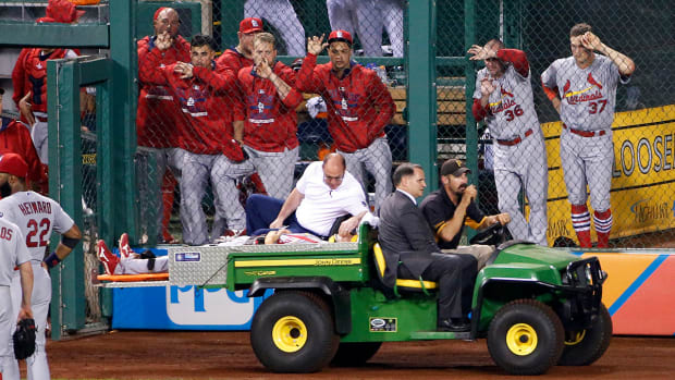 2157889318001_4516670864001_Cardinals--Stephen-Piscotty-taken-to-hospital-after-outfield-collision.jpg