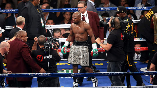 MGM Grand sells out Mayweather vs. Pacquiao fight in 15 minutes