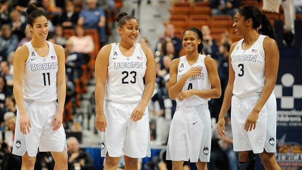 NCAA Women's tournament UConn 1 seed