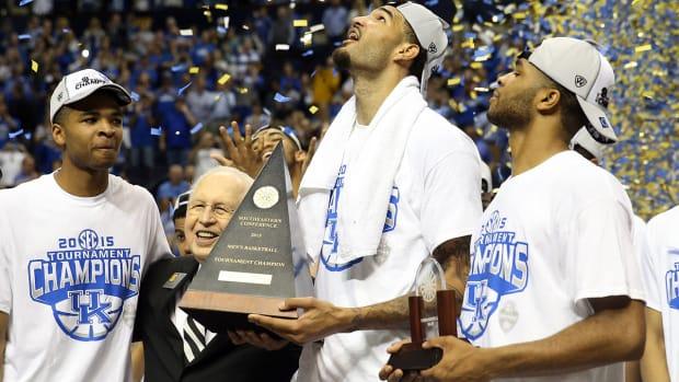 NCAA Tournament 2015: #1 seeds