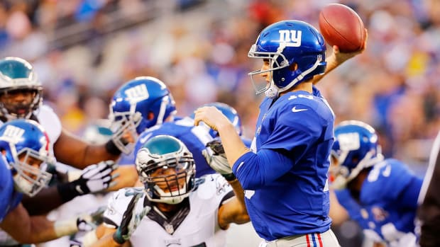 Monday Night preview: Giants vs. Eagles IMAGE