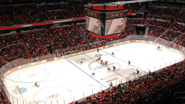 A Whole New Approach: Report: NHL close to adding 3-on-3 overtime IMAGE