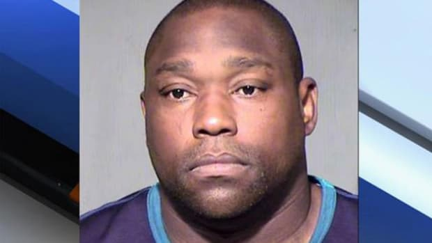 Warren Sap Phoenix Arizona arrested