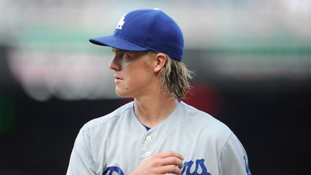 Mets end Zack Greinke's scoreless streak at 45 2/3 innings IMAGE