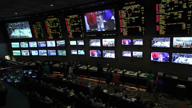 How gambling would help college basketball - Image
