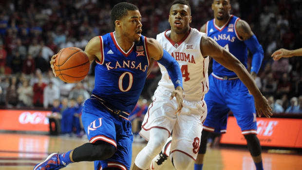 Fast Breaks: (2) Kansas vs. (15) New Mexico State preview IMAGE