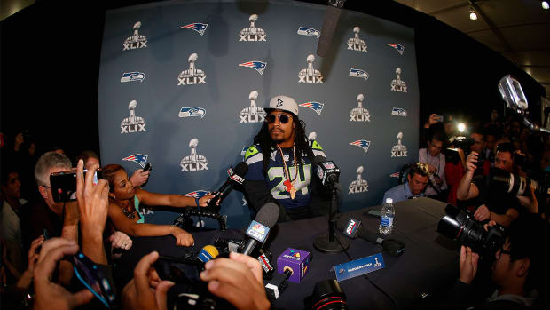 Report: NFL discussing moving Super Bowl Media Day to night - IMAGE