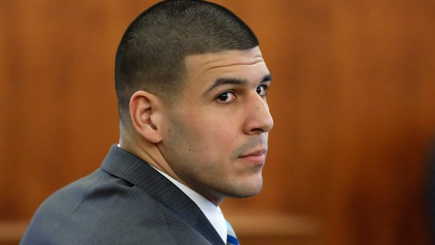 Aaron Hernandez trial: Day 30 IMAGE