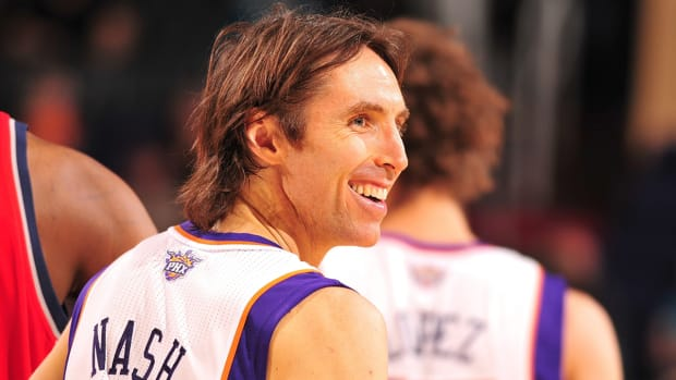 Boomer: Don't forget about Steve Nash IMG