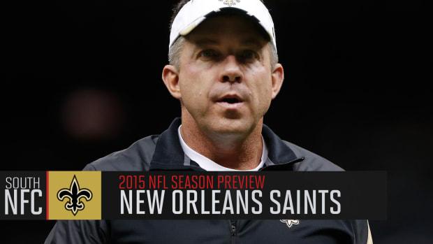 New Orleans Saints 2015 season preview IMAGE