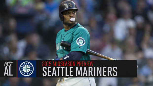 Seattle Mariners 2015 midseason preview IMAGE