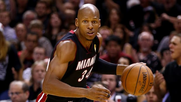 Report: Ray Allen will not sign with Cavaliers