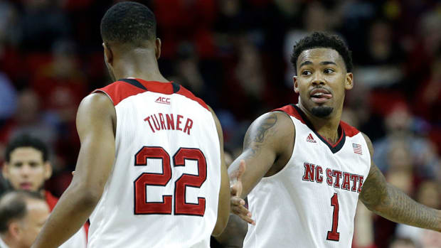 Ralston Turner and Trevor Lacey