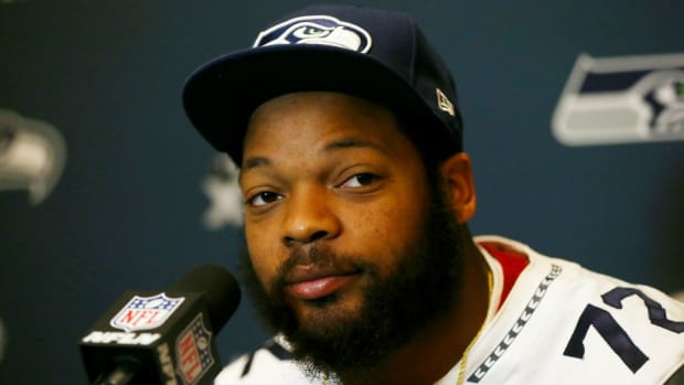 Seahawks' Michael Bennett: Panthers are a cousin you want to date