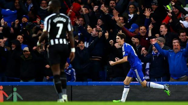 Chelsea Newcastle 0109