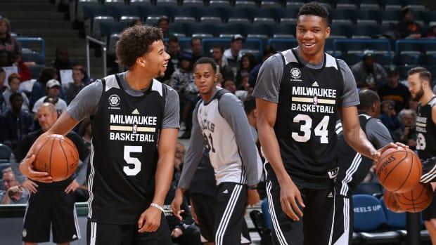 Fast Breaks: Milwaukee Bucks team preview IMAGE