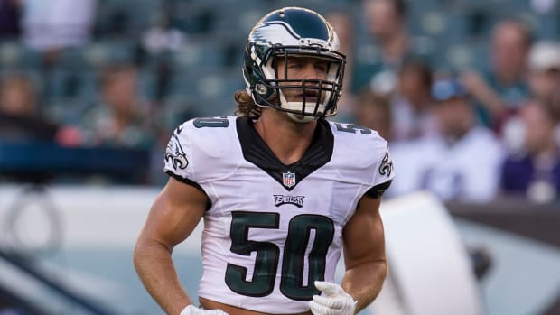 Reports: Eagles LB Kiko Alonso has partial ACL tear - IMAGE
